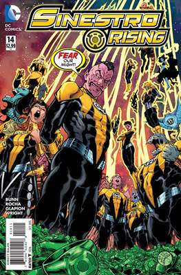 Sinestro (2014-2016) (Comic-Book) #14