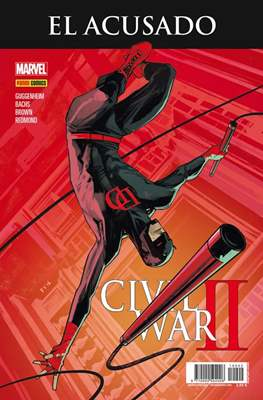 Civil War II: El acusado