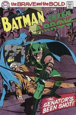 The Brave and the Bold Vol. 1 (1955-1983) (Comic Book) #85