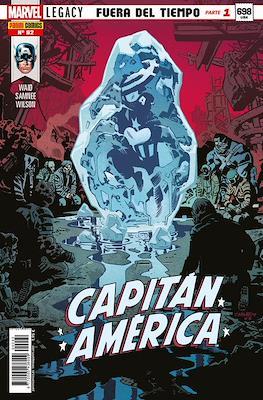Capitán América Vol. 8 (2011-) (Grapa) #92