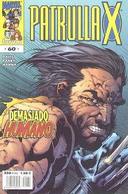 Patrulla-X Vol. 2 (1996-2005) (Grapa) #60