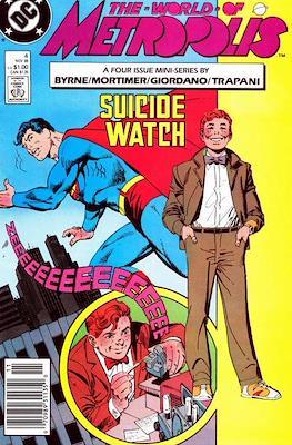 The World of Metropolis (1988) (Comic Book) #4