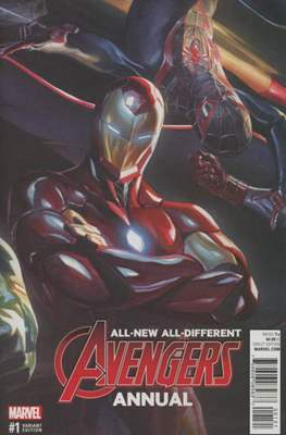 All-New All-Different Avengers Annual (Variant Covers)