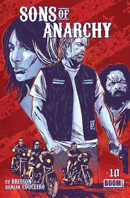 Sons of the Anarchy (Grapa) #10