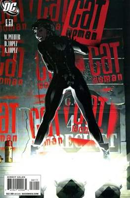 Catwoman Vol. 3 (2002-2008) (Comic Book) #81