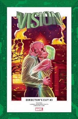 The Vision Director's Cut (Comic Book) #3