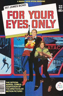 Marvel Comics Super Special (Rustica) #19