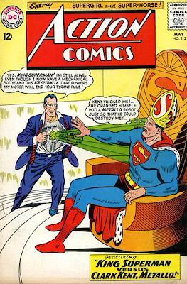 Action Comics Vol. 1 (1938-2011; 2016-) (Comic Book) #312