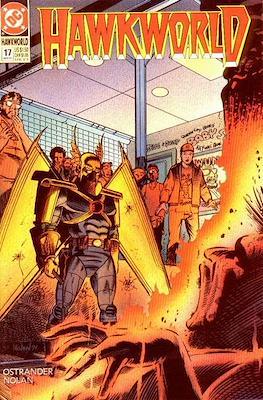 Hawkworld (Comic Book) #17
