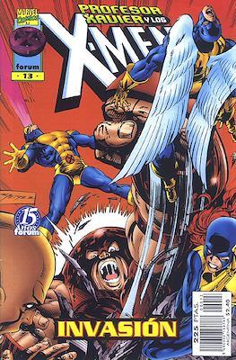 Profesor Xavier y los X-Men (Grapa. 17x26. 24 páginas. Color.) #13