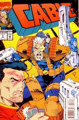 Cable Vol. 1 (1993-2002) #3