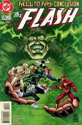 The Flash Vol. 2 (1987-2006) (Comic Book) #129