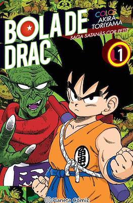 Bola De Drac Color: Saga Satanás Cor Petit (Rústica) #1