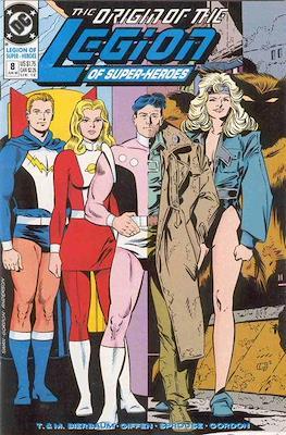 Legion of Super-Heroes Vol. 4 (1989-2000) #8
