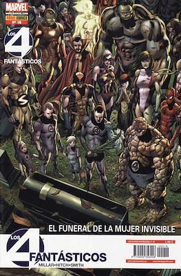 Los 4 Fantásticos / Los Cuatro Fantásticos Vol. 7 (2008-) #19