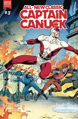 All-New Classic Captain Canuck #3