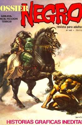 Dossier Negro (Rústica y grapa [1968 - 1988]) #148