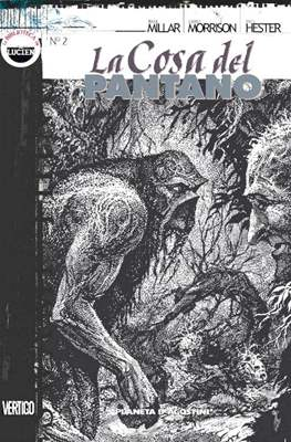 La Cosa del Pantano. La biblioteca de Lucien (Rústica 454-440 pp) #2