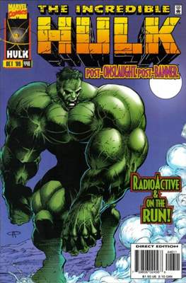 The Incredible Hulk Vol. 1 (1962-1999) (Comic Book) #446
