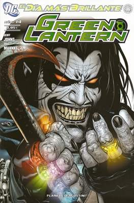 Green Lantern (2009-2012) (Grapa 72 pp) #14
