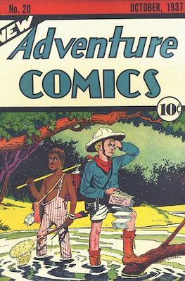 New Comics / New Adventure Comics / Adventure Comics (1935-1983 ; 2009-2011) (Comic Book) #20