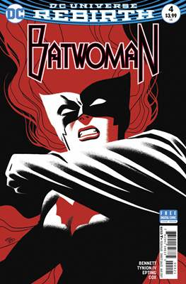 Batwoman Vol. 2 (2017- Variant Covers) #4.1