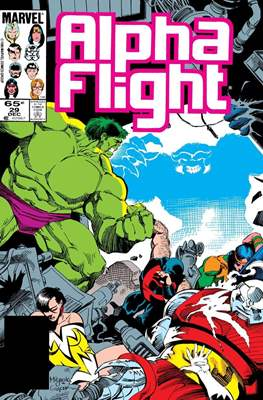 Alpha Flight (Vol. 1 1983-1994) (Digital) #29