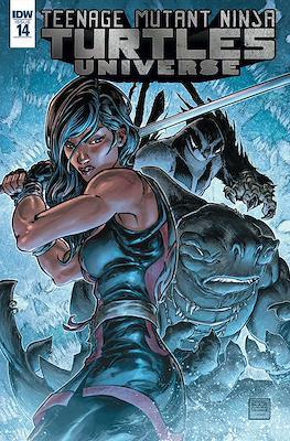Teenage Mutant Ninja Turtles Universe (Comic Book) #14