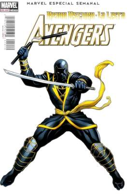 Reino Oscuro: La Lista - Avengers