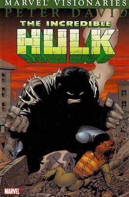 Marvel Visionaries: Peter David. The Incredible Hulk (Softcover) #1