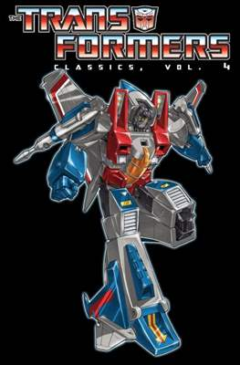 Transformers: Classics (Digital) #4