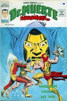 Super heroes V.2 (Grapa, 48 páginas (1974-1980)) #65