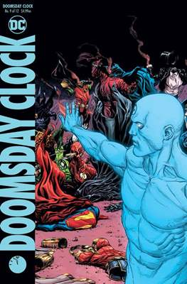 Doomsday Clock (Variant Covers) (Comic Book) #9
