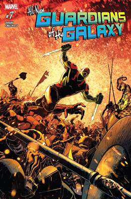 All-New Guardians of the Galaxy (Comic-book) #7
