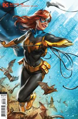 Batgirl Vol. 5 (2016- Variant Cover) (Comic Book) #48