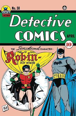 Detective Comics - Facsimile Edition (Comic Book) #38