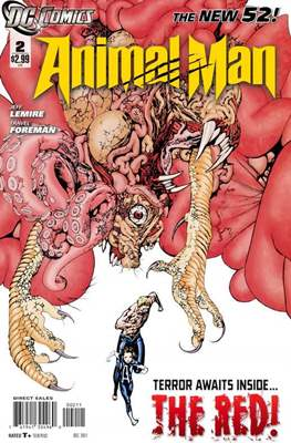 Animal Man Vol. 2 (2011-2014) (Comic Book) #2