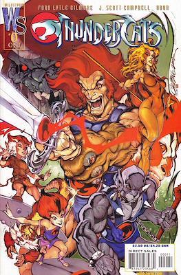 Thundercats (Saddle-Stitched, 32 pages (2002)) #0