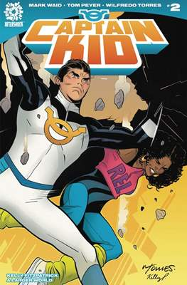 Captain Kid (Comic Book) #2