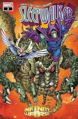 Infinity Wars: Sleepwalker (Comic Book) #3