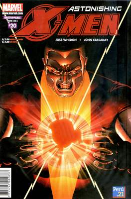 Astonishing X-Men (Grapas) #20