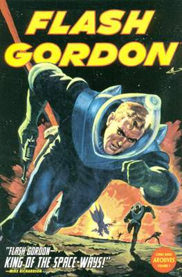 Flash Gordon Archives