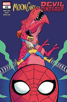 Moon Girl and Devil Dinosaur (Comic-book) #42