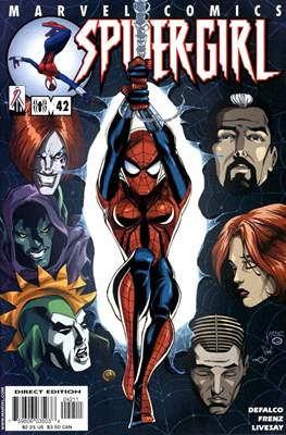 Spider-Girl vol. 1 (1998-2006) (Comic-Book) #42