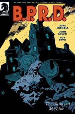 B.P.R.D. (Comic Book) #24