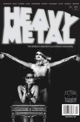 Heavy Metal Magazine (Magazine) #291
