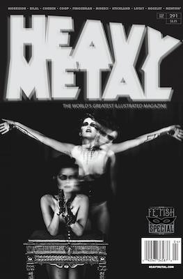 Heavy Metal Magazine (Grapa) #291