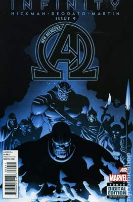 New Avengers Vol. 3 (2013 -2015 ) (Comic-Book) #9