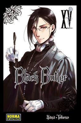 Black Butler (Rústica con sobrecubierta) #15