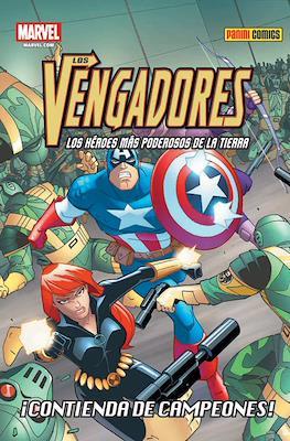 Los Vengadores. Los héroes más poderosos de la Tierra (Cartoné 64-72 pp) #4